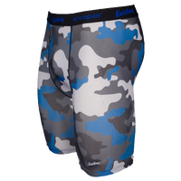"Eastbay EVAPOR 8"" Compression Shorts 2.0 - Men's - Blue / Black"