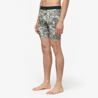 "Eastbay EVAPOR 8"" Compression Shorts 2.0 - Men's - Dark Green / Olive Green"