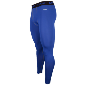 Eastbay EVAPOR Compression Tight 2.0 - Men's - Royal/Grey