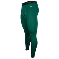 Eastbay EVAPOR Compression Tight 2.0 - Men's - Dark Green / Black