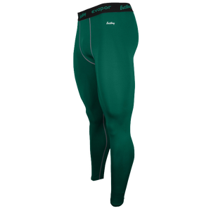Eastbay EVAPOR Compression Tight 2.0 - Men's - Forest Green/Grey