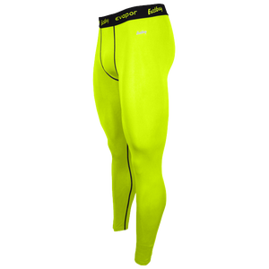 Eastbay EVAPOR Compression Tight 2.0 - Men's - Fierce Yellow/Black
