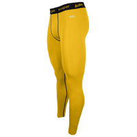 Eastbay EVAPOR Compression Tight 2.0 - Men's - Gold / Black