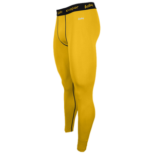 Eastbay EVAPOR Compression Tight 2.0 - Men's - Gold/Black