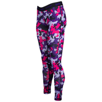 Eastbay EVAPOR Compression Tights - Women's - Purple / Pink