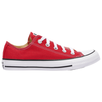Converse All Star Ox - Boys' Grade School - Red / White