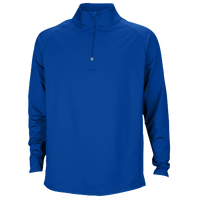 Eastbay EVAPOR Team 1/4 Zip Top - Men's - Blue / Blue
