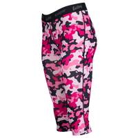 Eastbay EVAPOR Compression Capris - Women's - Pink / Black