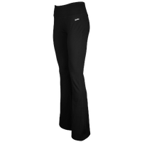 Eastbay Yoga Pants - Women's - All Black / Black