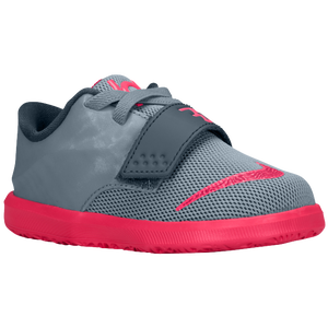 Nike KD 7 - Boys' Toddler - Magnet Gry/Lt Magnet Gry/Dk Magnet Gry/Hyp Punch