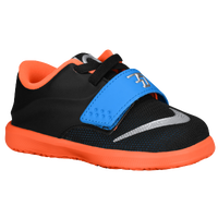 Nike KD 7 - Boys' Toddler - Kevin Durant - Black / Light Blue
