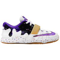 Nike KD 7 - Boys' Preschool - Kevin Durant - White / Purple