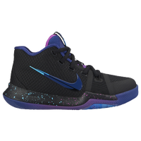 Nike Kyrie 3 - Boys' Preschool -  Kyrie Irving - Black / Blue