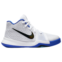 Nike Kyrie 3 - Boys' Preschool - White / Black