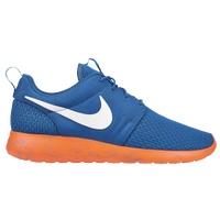 Nike Roshe Run - Men's - Blue / Orange