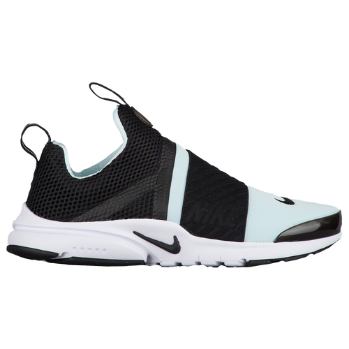 durable service Nike Presto Extreme Girls Grade School Running Shoes Black  Glacier Blue
