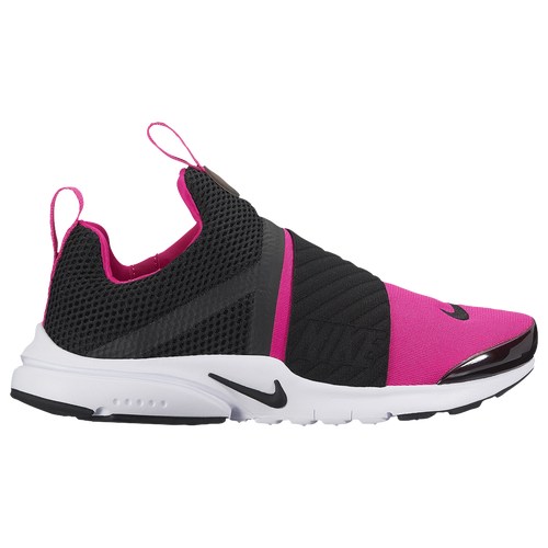 Ladies Black And Pink Nike Running Shoes