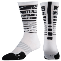 Nike Elite 1.5 Graphic Crew - White / Black