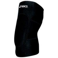 ASICS� GEL� Wrestling Kneepads w/Lycra - Men's - Black / Black