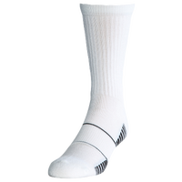 Under Armour Team Crew Socks - White / Black