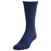 Under Armour Team Crew Socks - Navy / Black