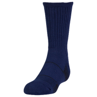 Under Armour Team Crew Socks - Youth - Navy / Navy