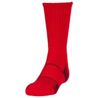 Under Armour Team Crew Socks - Youth - Red / Black