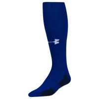 Under Armour Team Over The Calf Socks - Blue / White