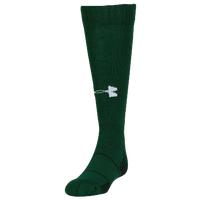 Under Armour Team Over the Calf Socks - Youth - Dark Green / Dark Green