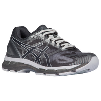 ASICS® GEL-Nimbus 19 - Men's - Grey / White