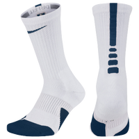Nike Elite 1.5 Team Crew - White / Navy