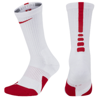 Nike Elite 1.5 Team Crew - White / Red