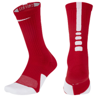 Nike Elite 1.5 Team Crew - Red / White