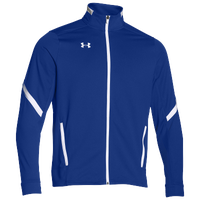 Under Armour Team Qualifier Warm-Up Jacket - Men's - Blue / White