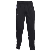 Under Armour Team Qualifier Warm Up Pants - Men's - Black / White