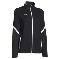 Under Armour Team Qualifier Warm Up Jacket - Women's - Black / White