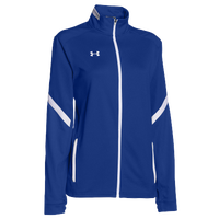 Under Armour Team Qualifier Warm-Up Jacket - Women's - Blue / White