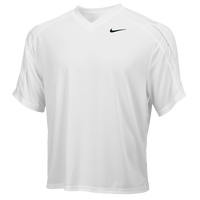 Nike Team Face-Off Game Jersey - Men's - All White / White