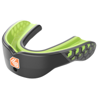Shock Doctor Gel Max Power Flavored Mouthguard - Adult - Black / Light Green