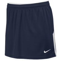 Nike Team Face-Off Kilt - Women's - Navy / White