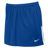Nike Team Face-Off Kilt - Women's - Blue / White