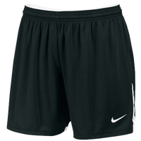 Nike Team Face-Off Game Shorts - Women's - Black / White