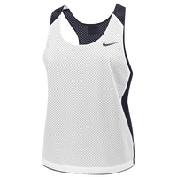 Nike Team Reversible Mesh Tank - Women's - White / Black