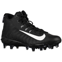 Nike Alpha Menace Pro Mid - Men's - Black / White