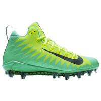 Nike Alpha Menace Pro Mid - Men's - Light Green / Green
