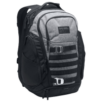 Under Armour Huey Backpack - Grey / Black