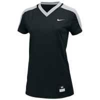 Nike Team Dri-FIT Game Jersey - Women's - Black / Grey