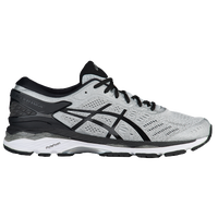 ASICS® GEL-Kayano 24 - Men's - Silver / Black