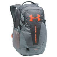 Under Armour Hustle Backpack 3.0 - Grey / Orange
