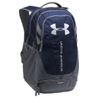 Under Armour Hustle Backpack 3.0 - Navy / Grey